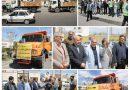 اعزام چندین اکیپ و ماشین آلات امدادی از طرف شهرداری گلستان به مناطق سیل زده